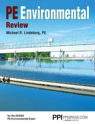 Pe Environmental Review (Paperback): Michael R. Lindeburg
