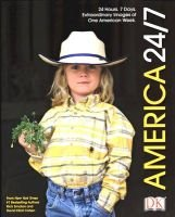America 24/7: 24 Hours. 7 Days. Extraordinary Images of One American Week. (Hardcover, 1st American ed): Rick Smolan, David...