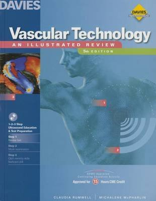 Vascular Technology - An Illustrated Review (Paperback, 5th Revised, Updated ed.): Claudia Rumwell, Michalene McPharlin