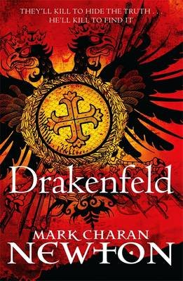 Drakenfeld (Paperback, Open market ed): Mark Charan Newton