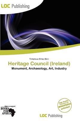 Heritage Council (Ireland) (Paperback): Timoteus Elmo