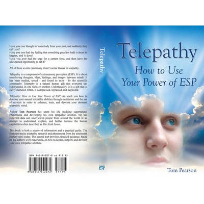 Telepathy - How to Use Your Power of ESP (Paperback): Tom