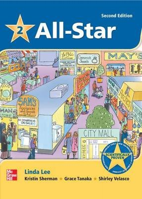 All Star Level 2 Student Book with Workout CD-ROM and Workbook Pack (CD-ROM, 2nd Revised edition): Linda Lee, Kristin D....
