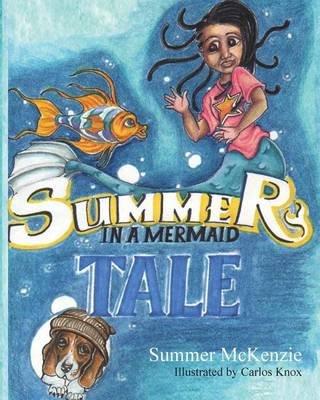 Summer in a Mermaid Tale - Lost at Sea (Paperback): Summer McKenzie