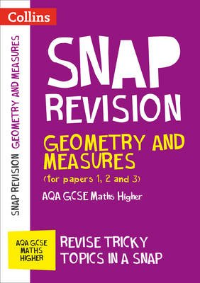 Geometry and Measures (for papers 1, 2 and 3): AQA GCSE 9-1 Maths Higher (Paperback): Collins Gcse