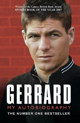 Gerrard - My Autobiography (Electronic book text): Steven Gerrard