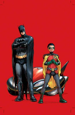Batman & Robin by Grant Morrison Omnibus (Hardcover): Grant Morrison