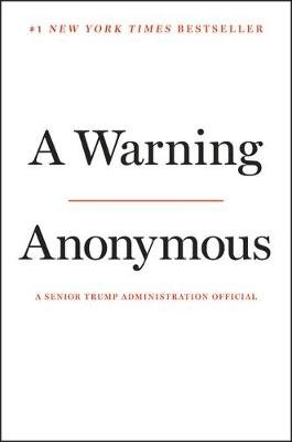 A Warning (Hardcover): Anonymous