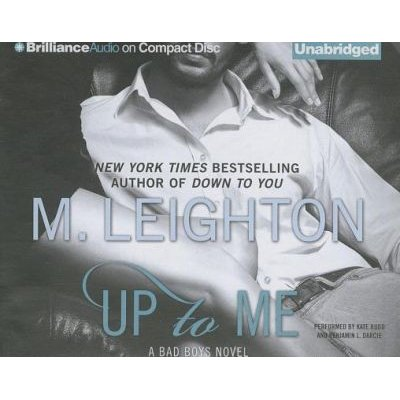 Up to Me (Standard format, CD): M. Leighton