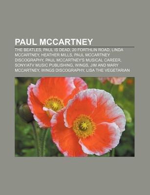 Paul McCartney - The Beatles, Paul Is Dead, 20 Forthlin Road