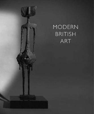 Modern British Art (Hardcover): Peter Osborne