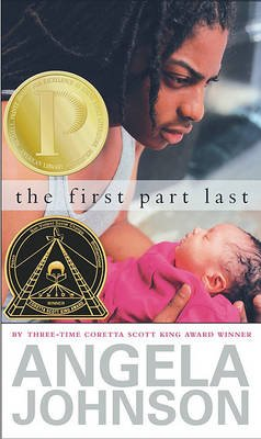 The First Part Last (Hardcover, Turtleback Scho): Angela Johnson