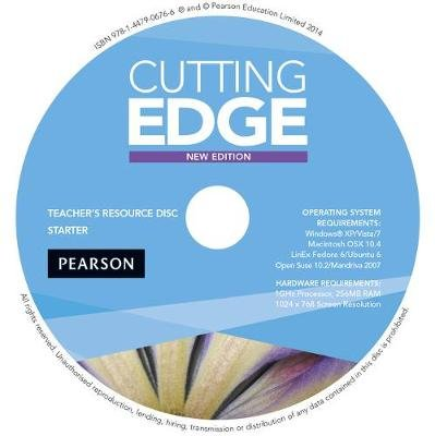 Cutting Edge Starter New Edition Teachers Resource Disk for Pack (CD