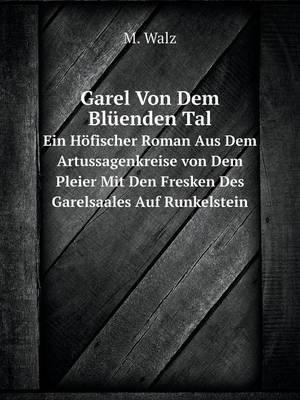 Garel Von Dem Bluenden Tal Ein Hofischer Roman Aus Dem Artussagenkreise Von Dem Pleier Mit Den Fresken Des Garelsaales Auf...