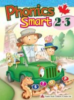PhonicsSmart - English Phonics Supplementary Workbook; Grade 2-3 (Paperback): Popular Book Company (Canada) Limited