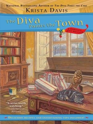 The Diva Paints the Town (Electronic book text): Krista Davis