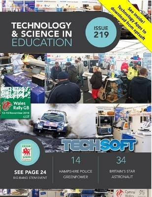 Technology and Science In Education Magazine: December 2015 (Electronic book text): Clive W. Humphris, Roger Bell