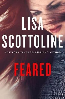 Feared (Large print, Hardcover, Large type / large print edition): Lisa Scottoline