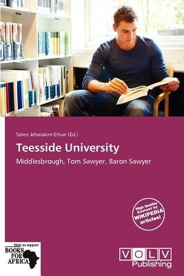 Teesside University (Paperback): S Ren Jehoiakim Ethan