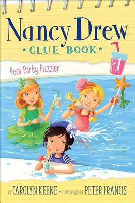 Pool Party Puzzler (Hardcover): Carolyn Keene