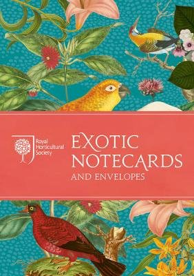RHS Exotic Notecards (Cards): Royal Horticultural Society