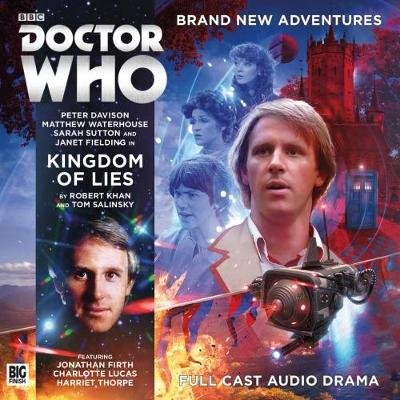 Doctor Who Main Range 234 - Kingdom of Lies (CD): Robert Khan, Tom Salinsky