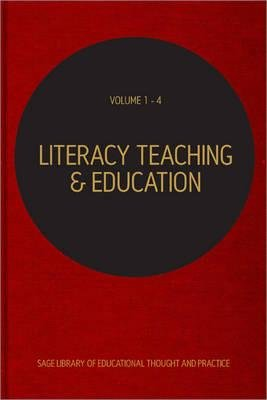 Literacy Teaching and Education (Hardcover, Four-Volume Set ed.): Dominic Wyse