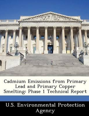 Cadmium Emissions from Primary Lead and Primary Copper Smelting - Phase 1 Technical Report (Paperback):