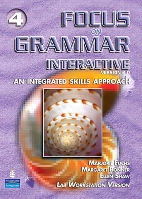 Focus on Grammar High Intermediate (CD-ROM, 2nd Revised edition): Marjorie Fuchs, Margaret Bonner