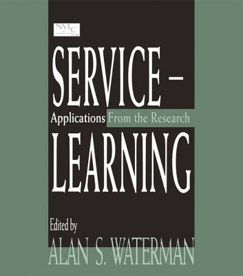 Service-learning - Applications From the Research (Electronic book text): Alan S. Waterman