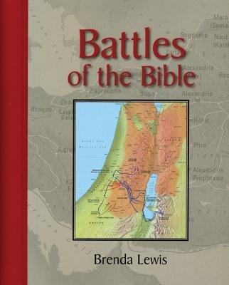 Battles of the Bible (Spiral bound): Ian Barnes, Brenda Lewis