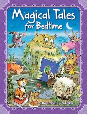 Magical Tales for Bedtime (Hardcover): Val Biro