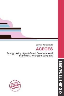 Aceges (Paperback): Germain Adriaan