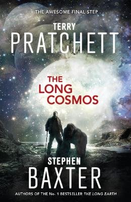 The Long Cosmos (Paperback): Terry Pratchett, Stephen Baxter