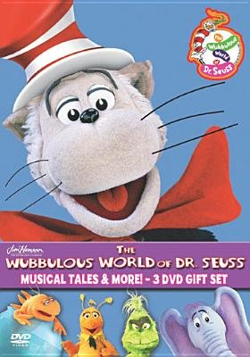 Wubbulous World of Dr. Seuss - Musical Tales & More (Region 1 Import DVD): Sony Pictures Home Entertainment
