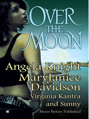 Over the Moon (Electronic book text): Angela Knight