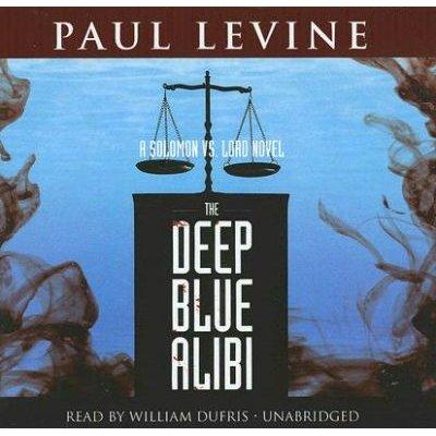 The Deep Blue Alibi (Standard format, CD): Paul Levine