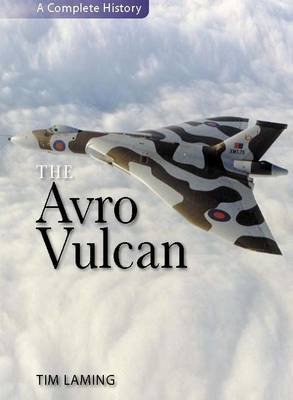 The Avro Vulcan (Hardcover): Tim McLelland