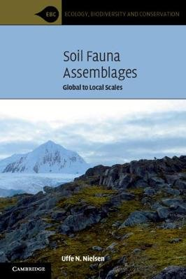 Soil Fauna Assemblages - Global to Local Scales (Paperback): Uffe N. Nielsen
