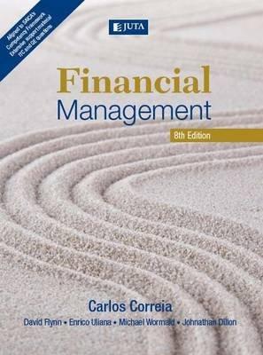 Financial Management (Paperback, 8th ed): C. Correia