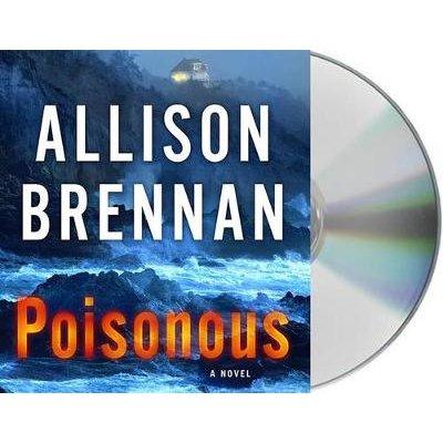 Poisonous (Standard format, CD): Allison Brennan