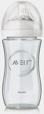 Philips AVENT Natural Glass Bottle 240 ml: