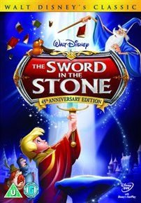 The Sword in the Stone (English & Foreign language, DVD, Special Edition): Rickie Sorenson, Sebastian Cabot, Karl Swenson,...