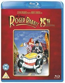 Who Framed Roger Rabbit? (English & Foreign language, Blu-ray disc): Bob Hoskins, Christopher Lloyd, Joanna Cassidy, Stubby...