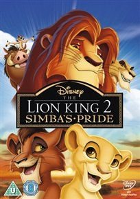 The Lion King 2 - Simba's Pride (DVD): Andy Dick, Suzanne Pleshette, Ernie Sabella, Moira Kelly, James Earl Jones, Nathan...