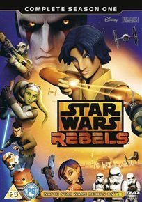 Star Wars Rebels - Season 1 (English & Foreign language, DVD): Freddie Prinze Jr, Ashley Eckstein, Tiya Sircar, Kath Soucie,...