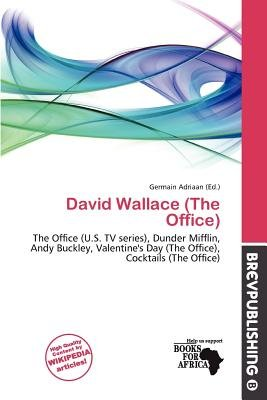 David Wallace (the Office) (Paperback): Germain Adriaan