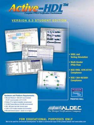 Active-hdl 6. 3 student edition (february 7, 2005 edition) | open.