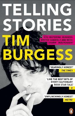 Telling Stories (Paperback): Tim Burgess