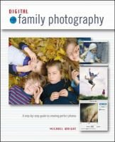 Step by Step Digtl Family Phot (Book): Ilex Press